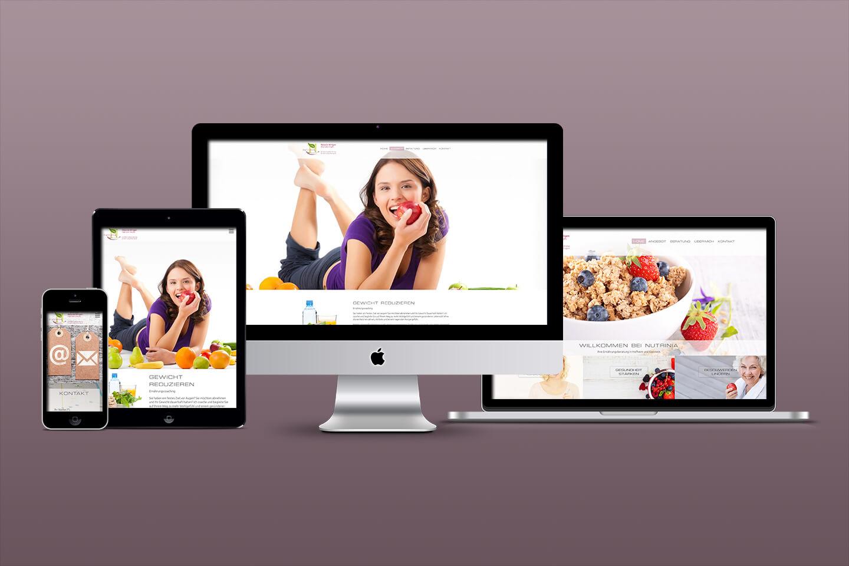 webdesign-Nutrinia