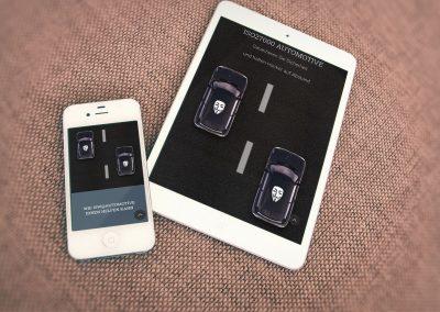 Landing Page Design responsive Design iPads