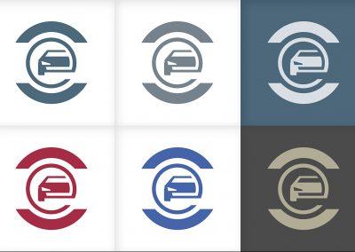 Landing Page Design Logo