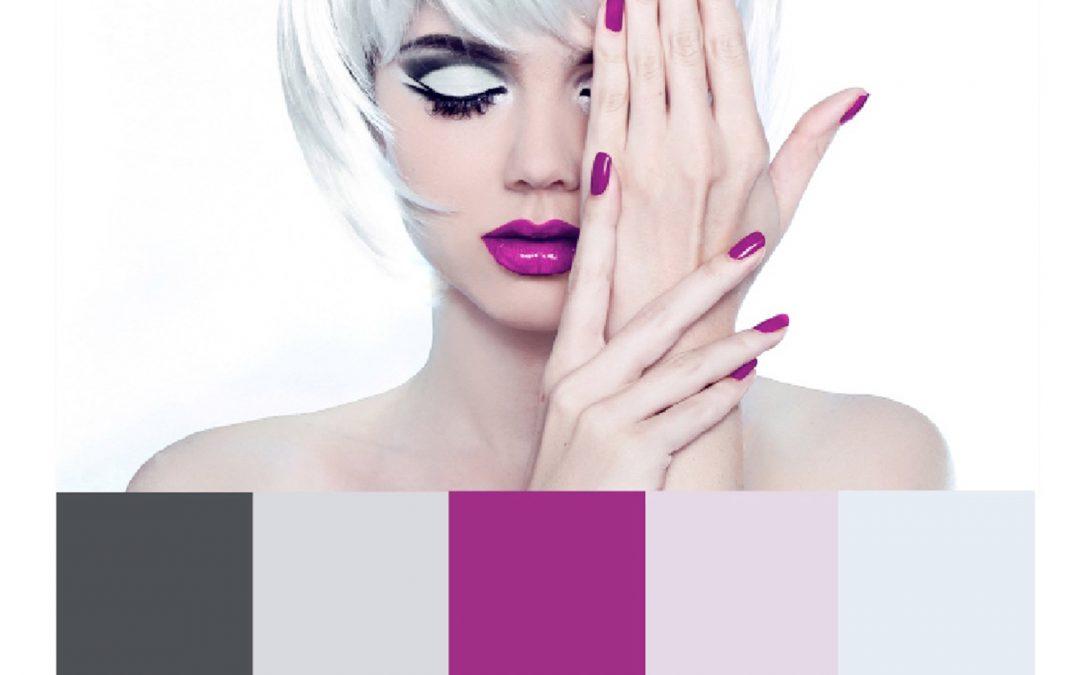 Farbinspiration Webseite Mode- & Stilberatung
